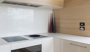 Maximum Ice Polished bench top and splash back. Fuglsang project. Photography by Willem Rethmeier..jpg