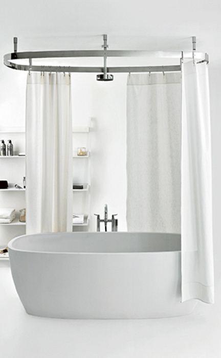 Cooper Shower Curtains Artedomus